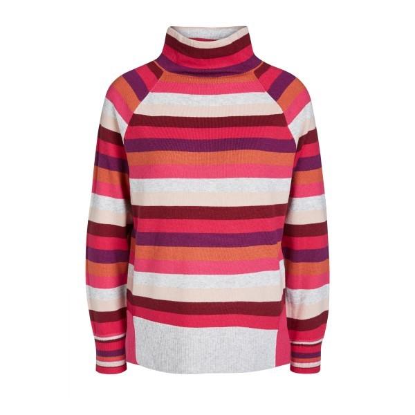Мультиколор пуловер