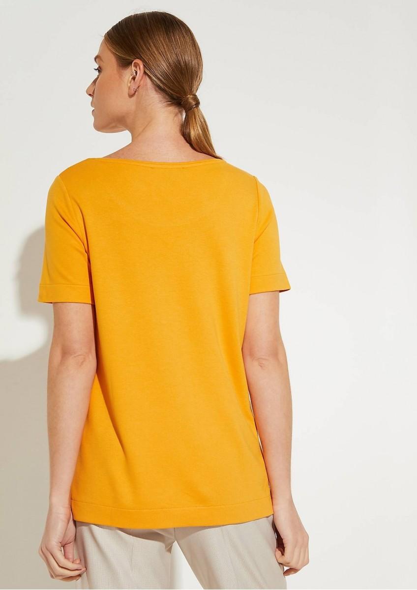 Женская медовая футболка