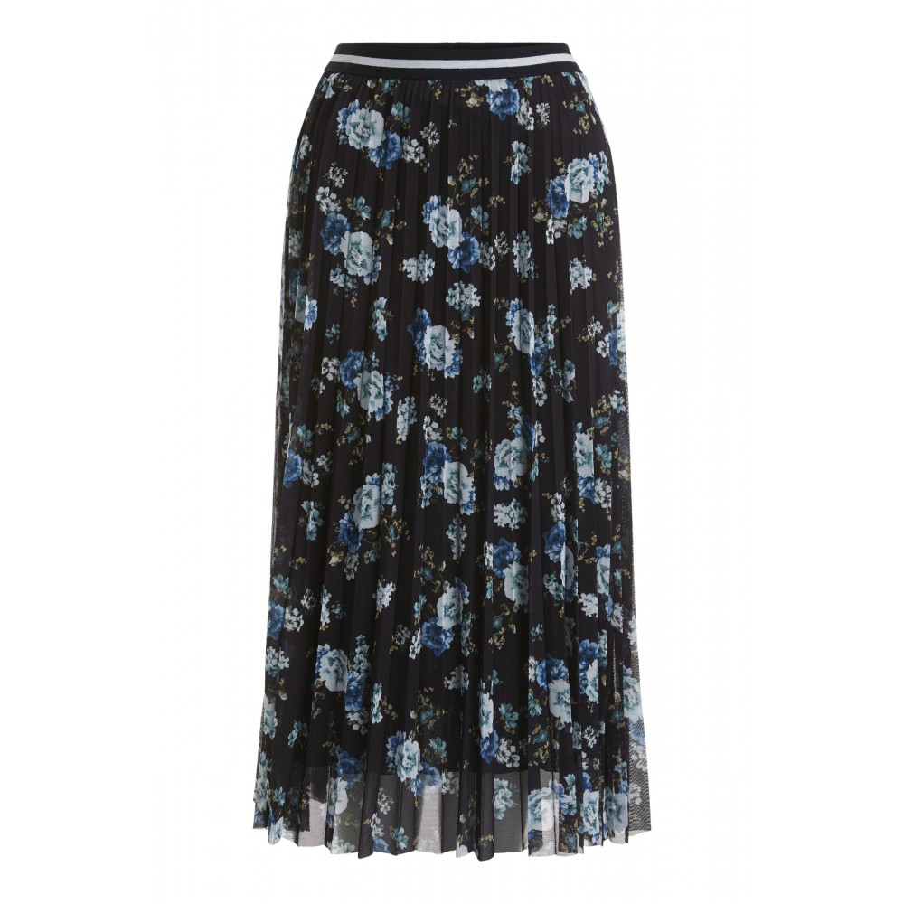 Женская юбка плиссе