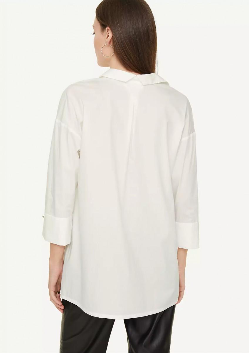 Женская блузка из хлопка