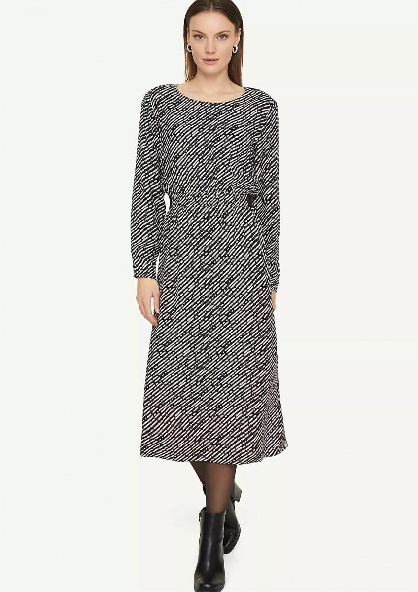 Женское платье из вискозы