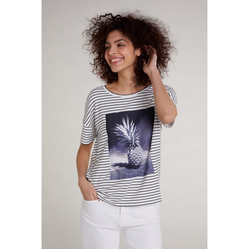 Женская футболка с фотопринтом