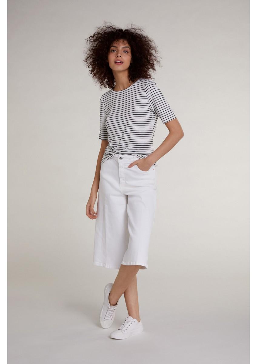 Женские аутентичные шорты-бермуды